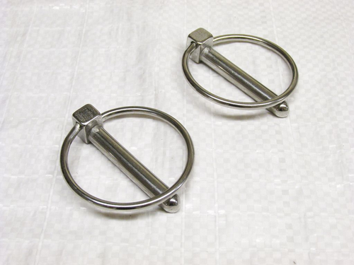 Stainless Steel Linch Pins